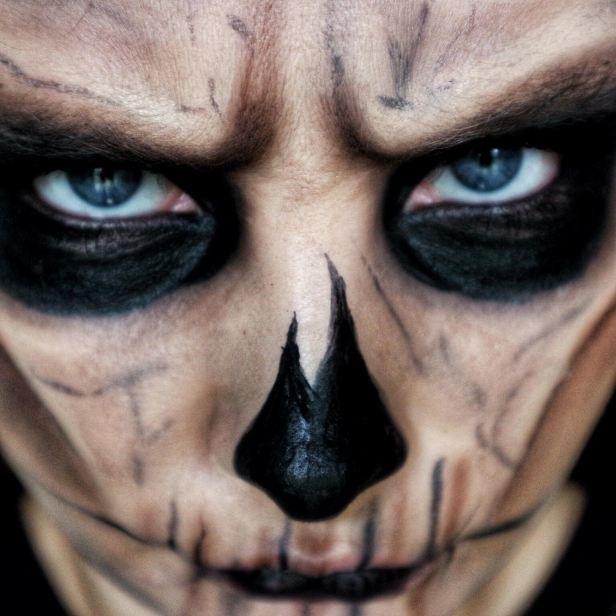 halloween look 1